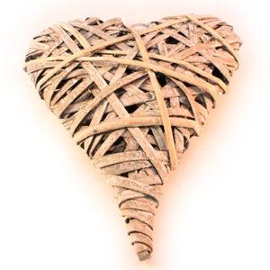 decoratie hart