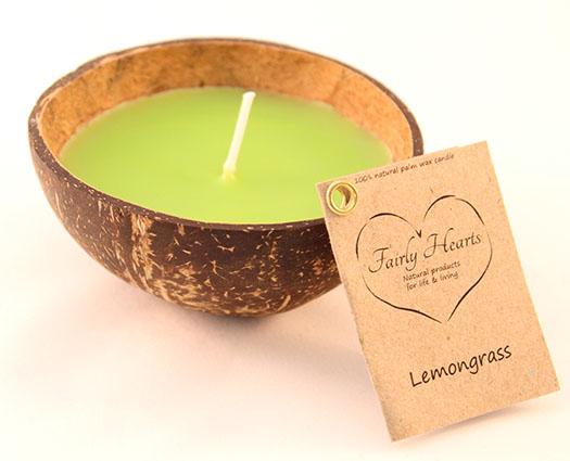 lemongrass geurkaars