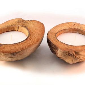 Reuze Kokos Kaarsen