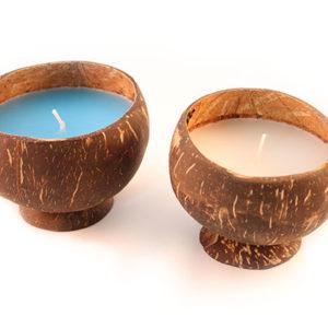 Staande Kokos Kaarsen